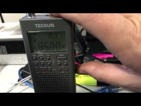 Transmitting FM with a VGA dongle