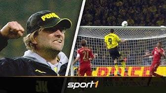DFB-Pokal Klassiker: Die magische Nacht von Klopps BVB | SPORT1
