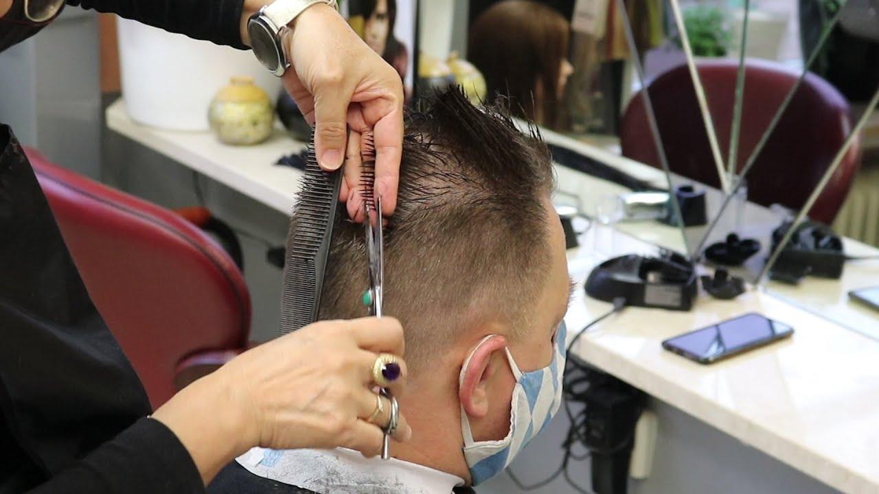 Vlog 4 – Kỹ Thuật Cắt Tóc Nam – Đầu Dựng   Khái quát các nội dung liên quan tóc nam dựng mới cập nhật