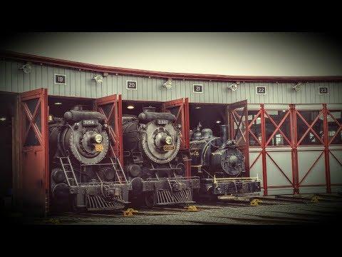 Steamtown Railfest 2017