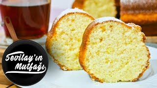 Krem Şantili Kek Nasıl Yapılır? |Krem Şantili Kek Tarifi