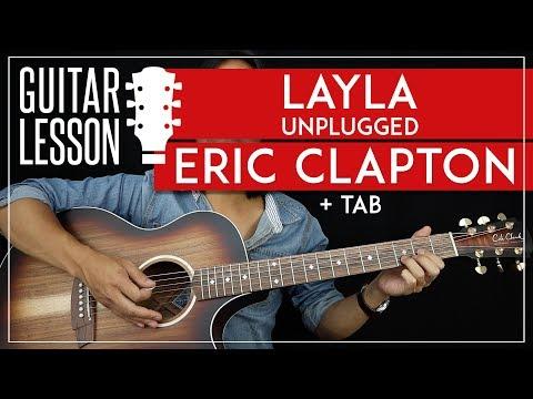 Layla Guitar Tutorial