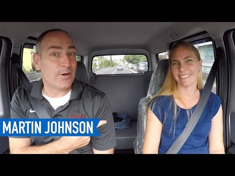 Frequently Asked Questions with Martin and Julie Johnson