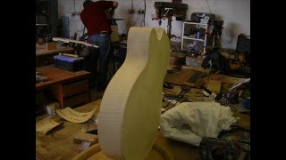Build Your Own Archtop Guitar