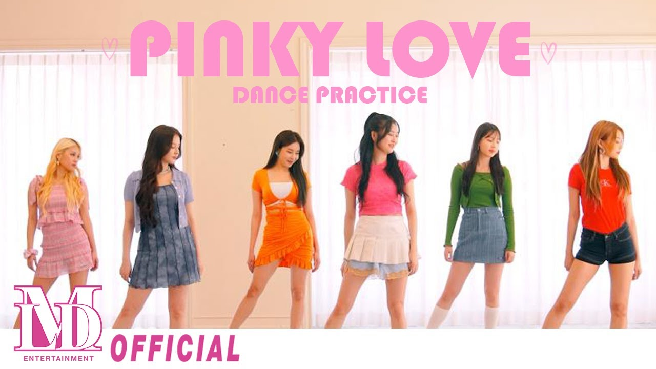 "Download 모모랜드(MOMOLAND) ""PINKY LOVE"" Dance Practice"
