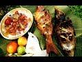 Kakap Merah Bakar Sambal Matah Cooking In Nature  Mp3 - Mp4 Download