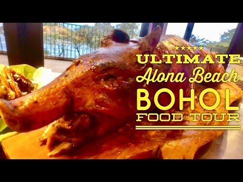 The Ultimate Alona Beach Panglao Island Bohol Food Tour