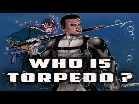 History And Origin Of GI Joe's TORPEDO!