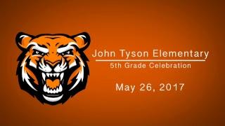John Tyson Elementary | 5th Grade Celebration