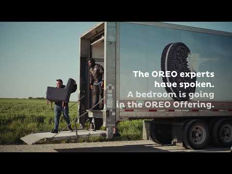 The OREO Offering - Room Reveal