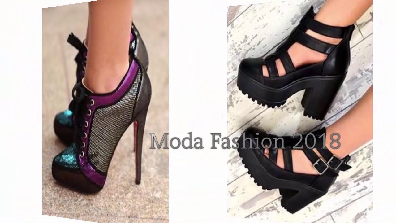Zapatos de Moda 2017   Tendencias 2017 Para Mujer 💗 👠 Primavera Verano.  Moda 2017 Fashion 2018 09182d49855d0
