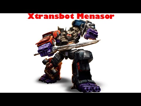 Xtransbot's MENASOR Unveiling at Botfest 2017