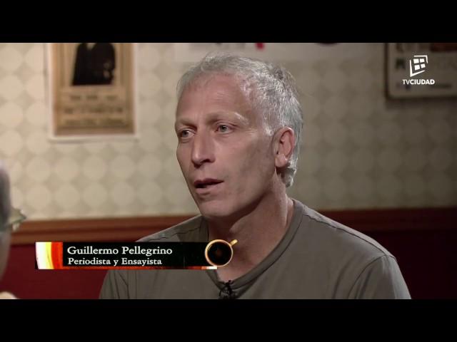 Café negro con Guillermo Pellegrino (Entrevista completa - TV Ciudad 2015)