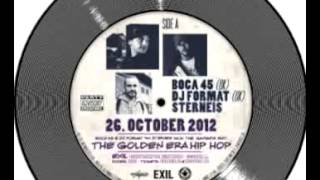 Boca 45 & dj Format - Golden Era Party Mix