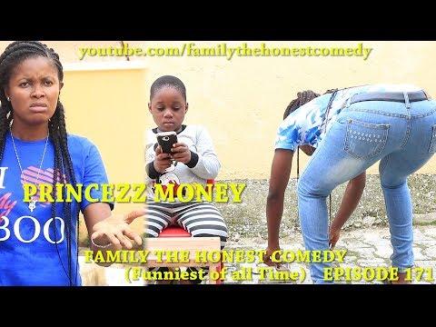 PRINCEZZ MONEY Mark Angel Comedy Family The Honest Comedy Episode 171