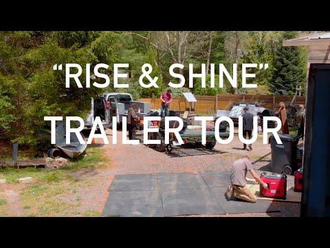 Crooked Coast - Rise & Shine - Trailer Tour Documentary/Music Video