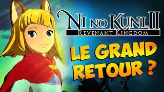 NI NO KUNI 2 : Un futur grand J-RPG ?   GAMEPLAY FR
