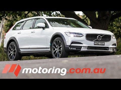 2018 Volvo V90 Cross Country D5 Inscription Review | motoring.com.au - Dauer: 2 Minuten, 40 Sekunden