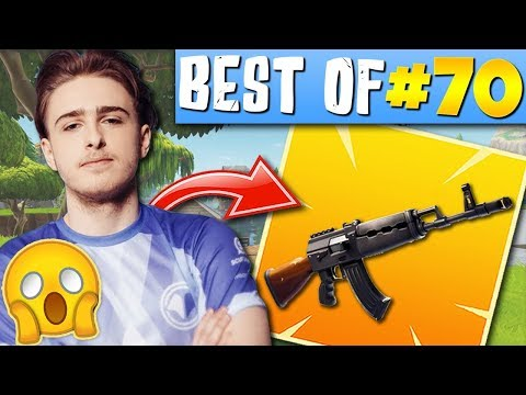 TEEQZY CARNAGE A L'AK-47 😱 ADZ EST UN MONSTRE 💥 ► BEST OF FORTNITE FRANCE #70