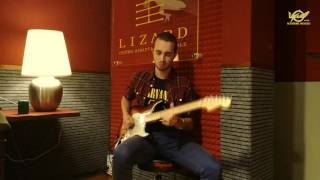 """Crossroads"" (guitar solo) di Giuseppe Spanu LIZARD EXPO 2016"