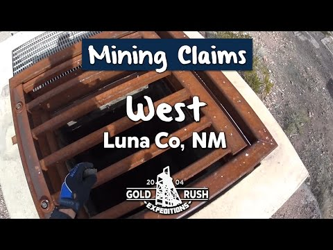Historic West Mine - New Mexico - 2016