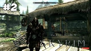 The Elder Scrolls V: Skyrim - Нашёл Золотой Коготь! - #2