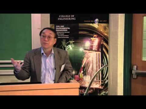 URI Transportation Forum - Prof. Sze Yang