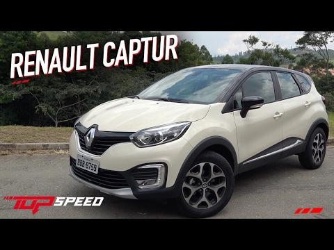 Avaliação Renault Captur Intense 2.0 AT|Canal Top Speed