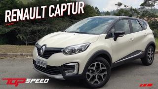 Avaliação Renault Captur Intense 2.0 AT Canal Top Speed
