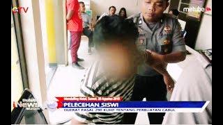 Pegang Payudara Siswi SMA, Pria di Mandailing Natal Dikeroyok Massa - BIM 28/08