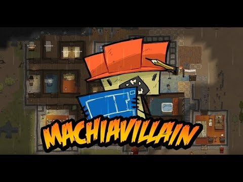 Machiavillain Gameplay Impressions #3 - The Red Door Claims Them