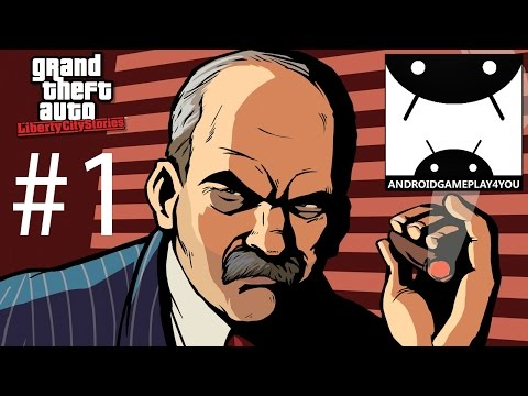 GTA: Liberty City Stories Android GamePlay #1 (1080p) (By Rockstar Games)