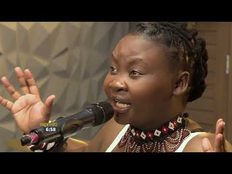 Sinovuyo Dimanda performs 'Ngomsomnye'