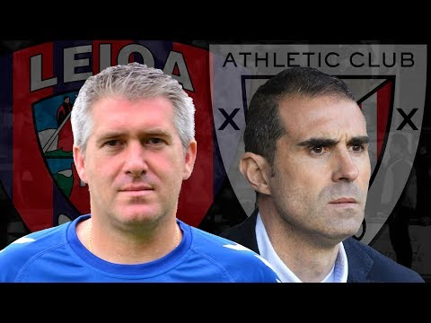 Rueda de prensa del SD Leioa - Bilbao Athletic (1-4)