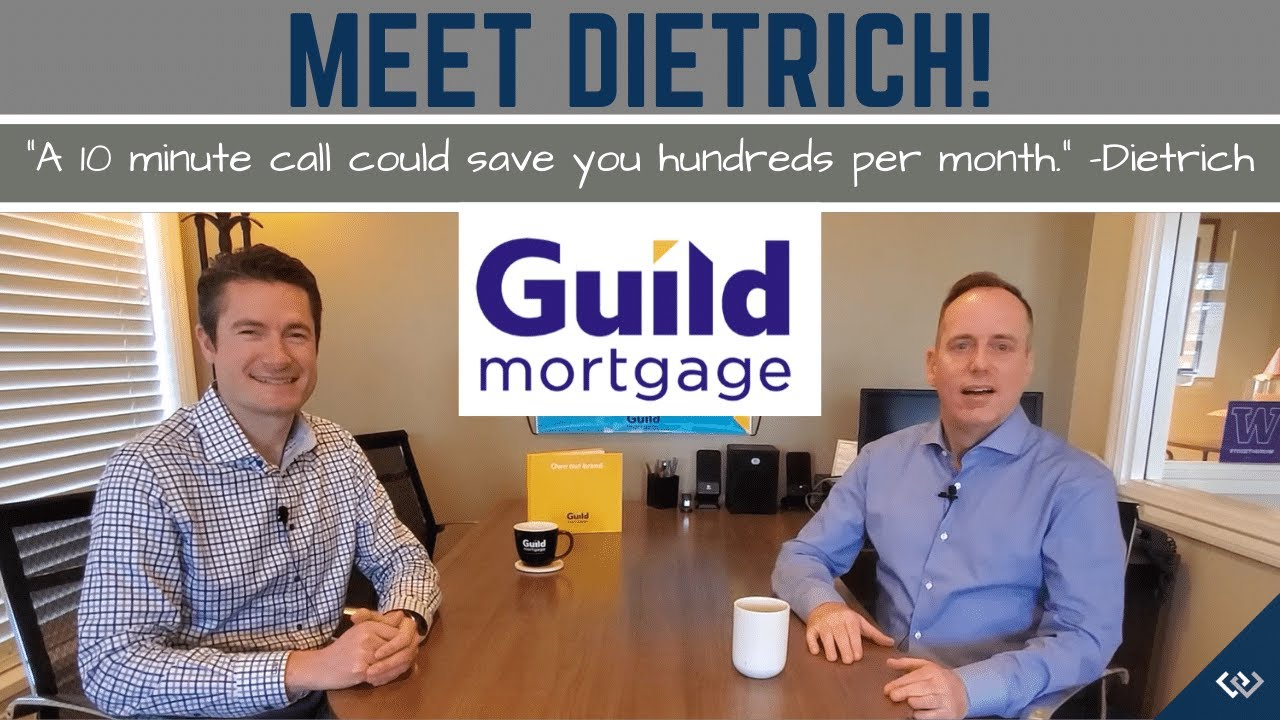 Meet Our Preferred Lender: Dietrich Miklautsch of Guild Mortgage