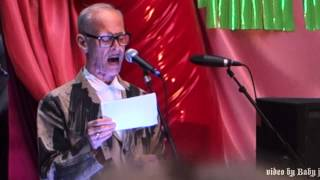 John Waters Introduces The Mummies-Live @ Burger Boogaloo, Mosswood Park, Oakland, CA, July 4, 2015