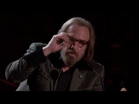 Tom Petty MusiCares Speech: Rock & Roll Empowers America's Youth | 59th GRAMMYs