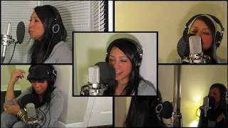 Tonight by Xscape acapella multitrack cover by Naya