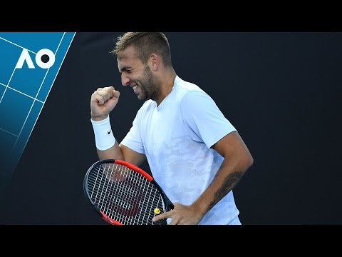 Evans v Cilic match highlights (2R) | Australian Open 2017