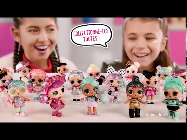 L.O.L Surprise / Bling / Pub TV / Giochi France
