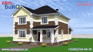 видео Проекты домов и коттеджей