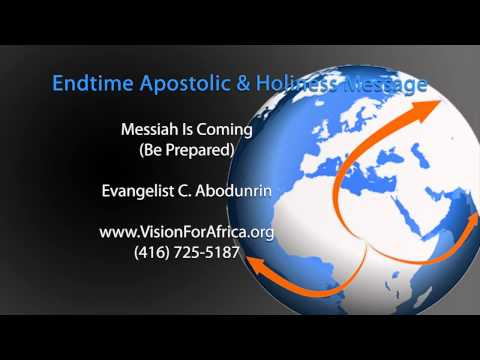 Apostolic Preaching –  The True Gospel Part 1: ENDTIME