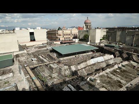 Visita guiada zona arqueológica del Templo Mayor