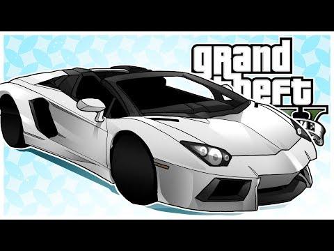 GTA 5 Roleplay - Buying My First Lambo? (GTA 5 RP)