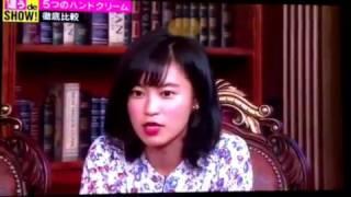 ますだおかだ岡田圭右と小島瑠璃子が司会を務める商品比較バラエティ!...
