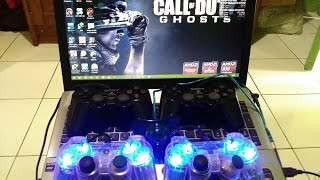 Cara Setting Joystick PS2/USB PC/Laptop di Semua Game