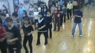 La Maria - Line Dance (Demo & Walk Through)