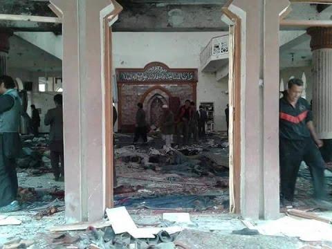 32 killed, dozens injured in Kabul mosque attack by Pakistan Punjabi ISI-S