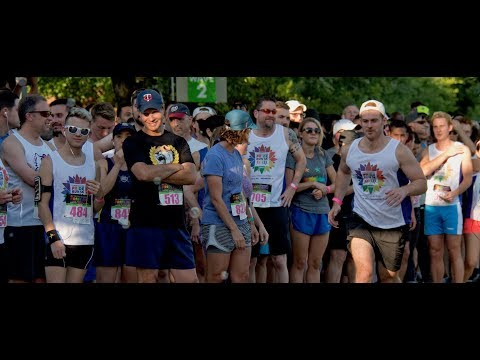 2018 DC Front Runners Pride Run 5K