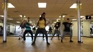 Dance Cardio: Show You The Money by WizKid. Zumba® Routine Team iN2iT!